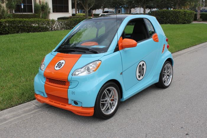 2010 Smart ForTwo Gulf Heritage