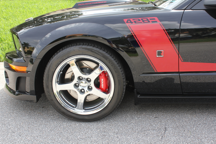 2008 Roush 428R Convertible (#111 of 200)
