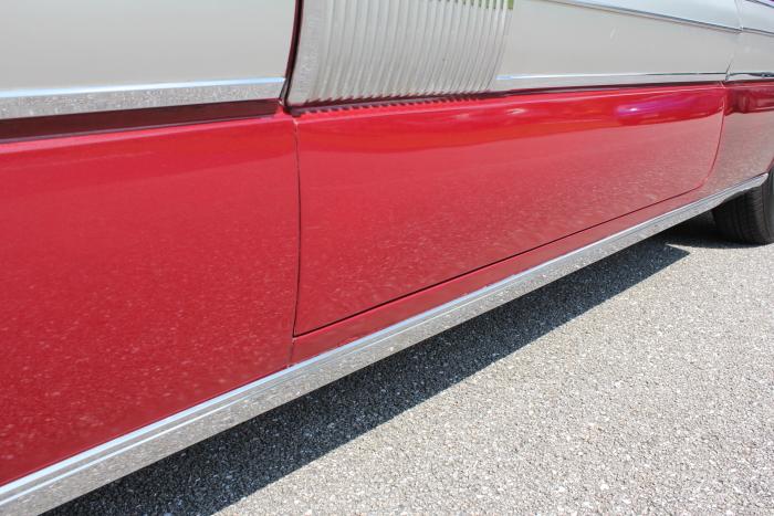 1962 Olsmobile Starfire Convertible