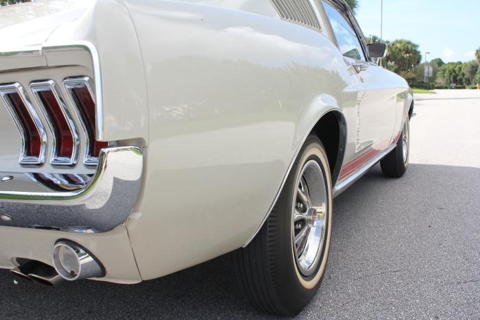 1967 Mustang GT S Code Fastback