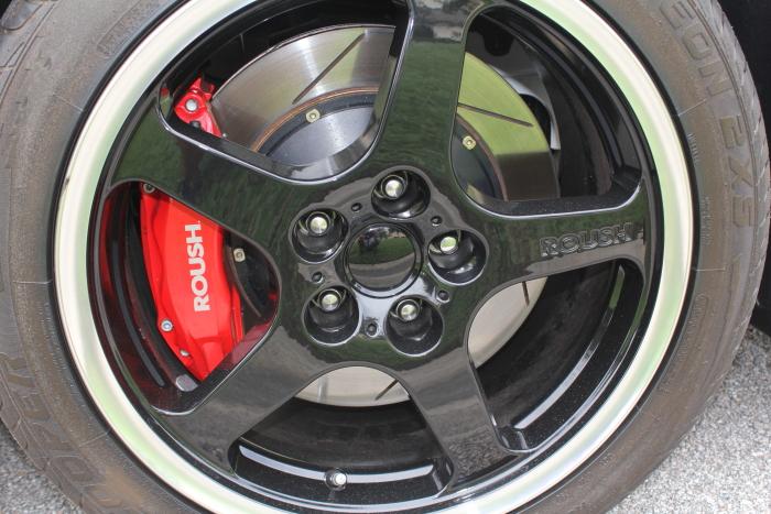 2008 Roush Speedster Convertible (#31 of 100)