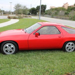 1981 Porsche 928 Coupe