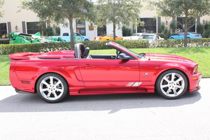 2006 Saleen S-281 Roadster