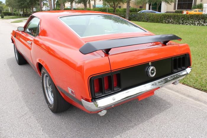 1970 Mustang BOSS 302