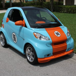 2010 Smart ForTwo Gulf Heritage