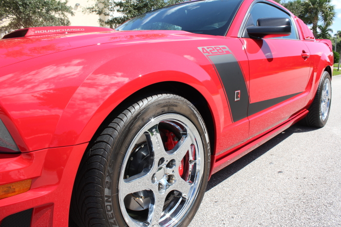 2008 Roush 428R Fastback Coupe (#1 of 200)