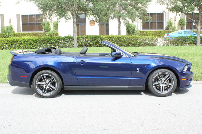 2010 Shelby GT500 Convertible
