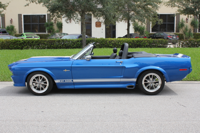 1968 Mustang Custom GT500 Convertible