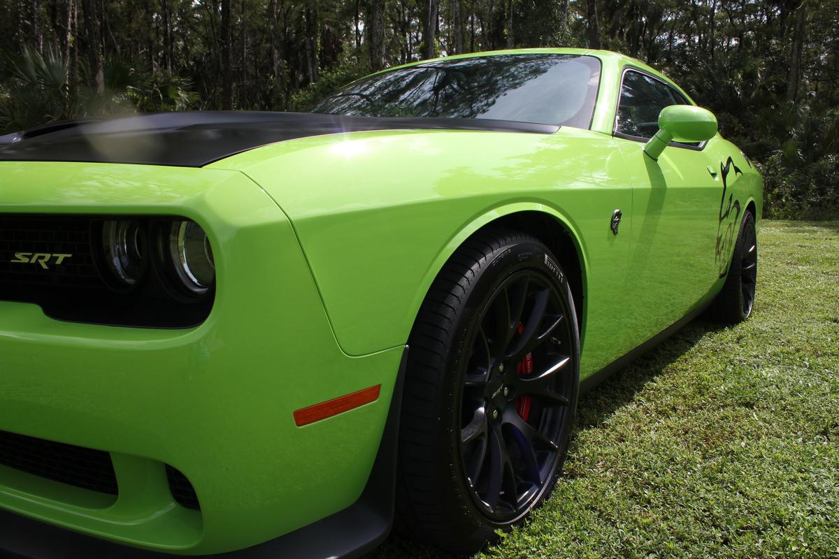 2015 Dodge Hellcat Challenger