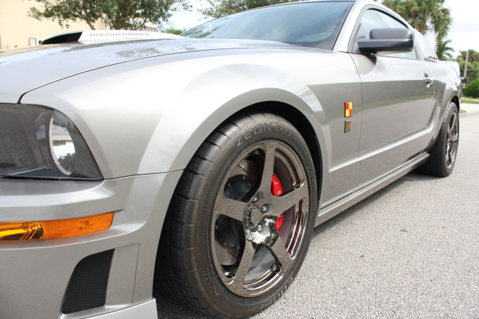 2008 Roush P-51A WWII Edition (#1 of 51)
