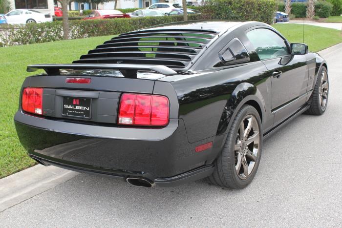2009 Saleen Darkhorse Coupe (#6 of 25)