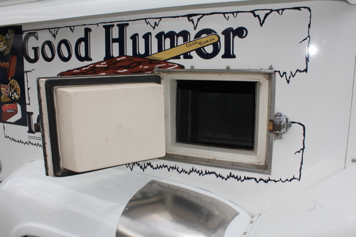 1969 Ford Good Humor Ice Cream Truck