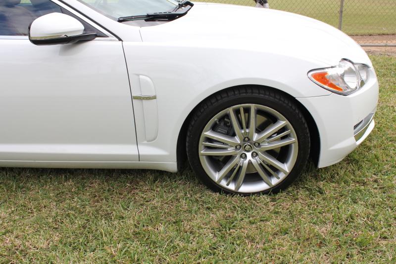 2011 Jaguar XF Sedan