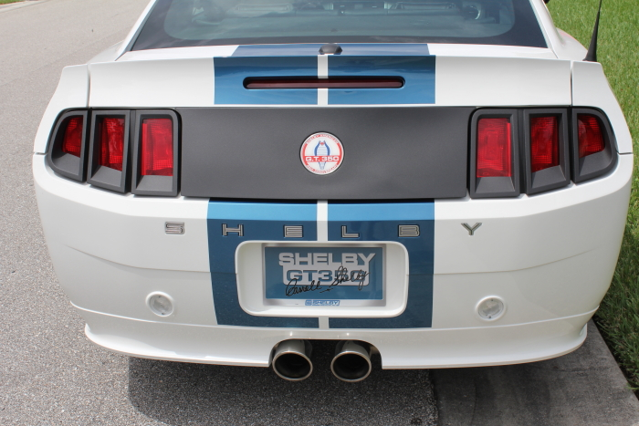 2011 Shelby GT350 (#350 of 350)