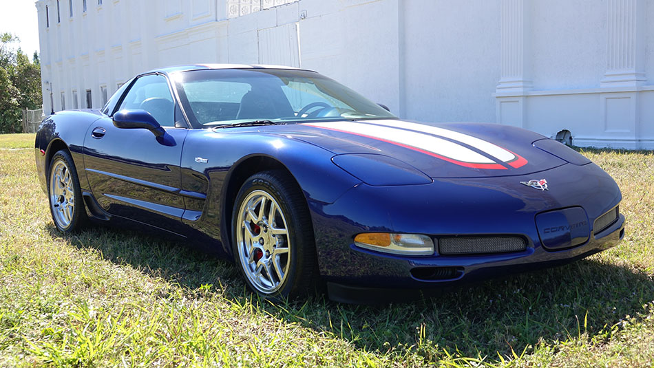 2004 Corvette Convertible Lemans Commemerative Edition