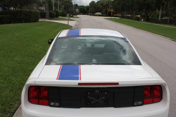 2008 Saleen 281AF American Flag Edition