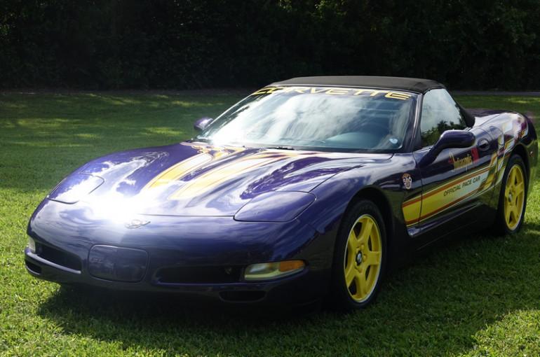1998 Chevrolet Corvette Indy 500 Pace Car