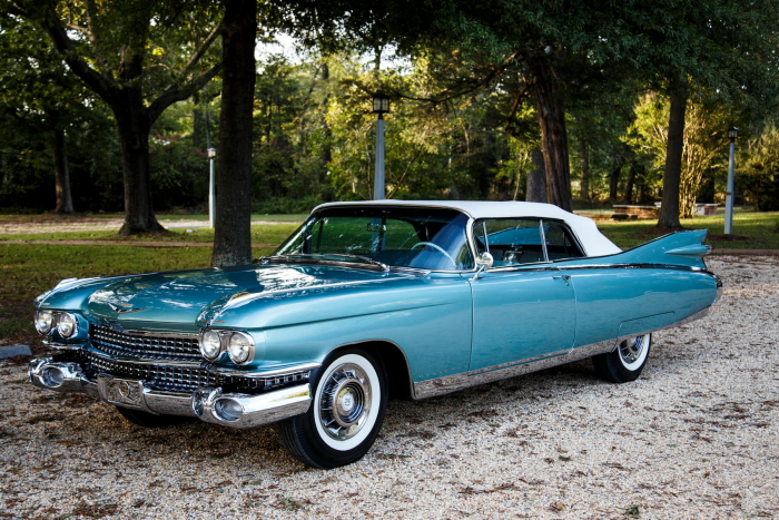 1959 Cadillac Eldorado Convertible – Garage Memories on caddilac eldorado, custom eldorado,