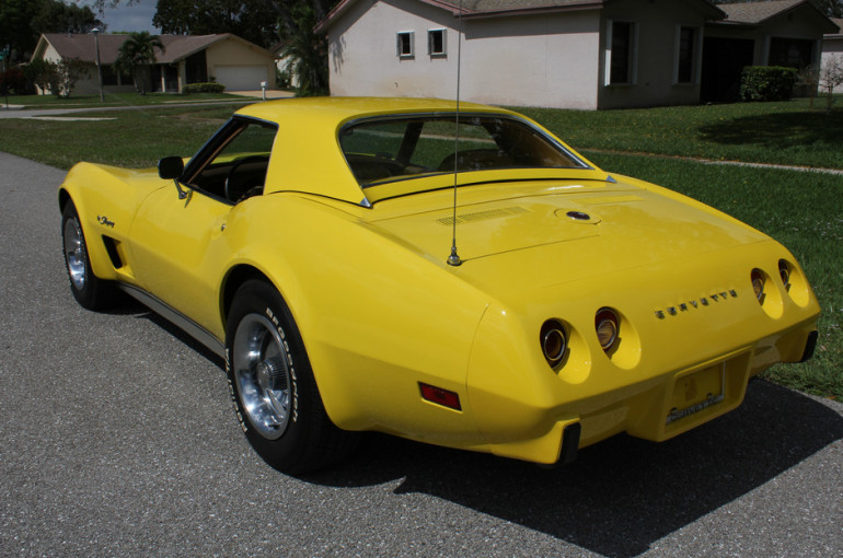1975 Chevrolet Corvette Convertible  U201d 2 Tops  Ac  Auto  Last Roadster  51 020 Mi U201d  U2013 Garage Memories