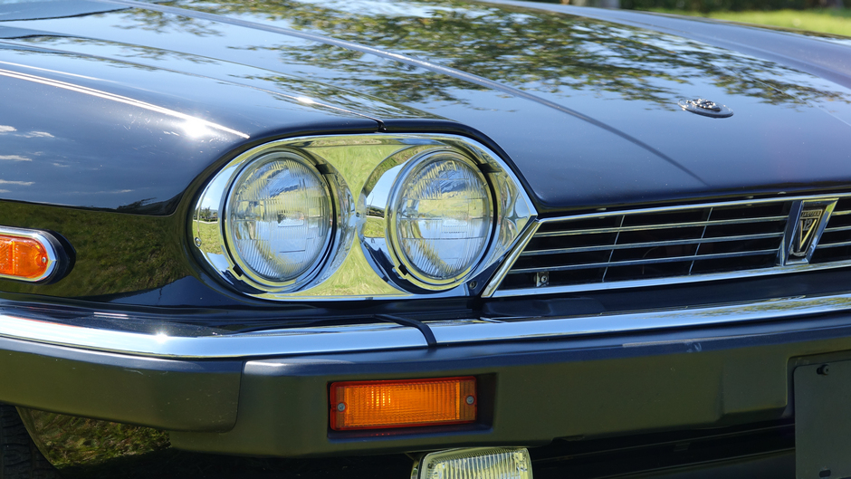 """1989 Jaguar XJS Convertible V12 """"1 So. Fla owner 1989-2016, 36,333 Mi."""""""