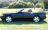 "1998 Mercedes Benz 600SL Roadster ""Two Tops/Garage Kept with 54,890 Actual miles"