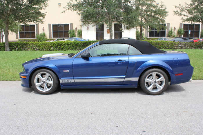 2008Shelby GT Convertible