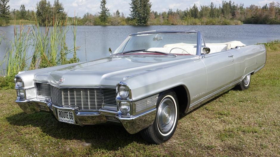 1965 Cadillac Fleetwood Eldorado Convertible