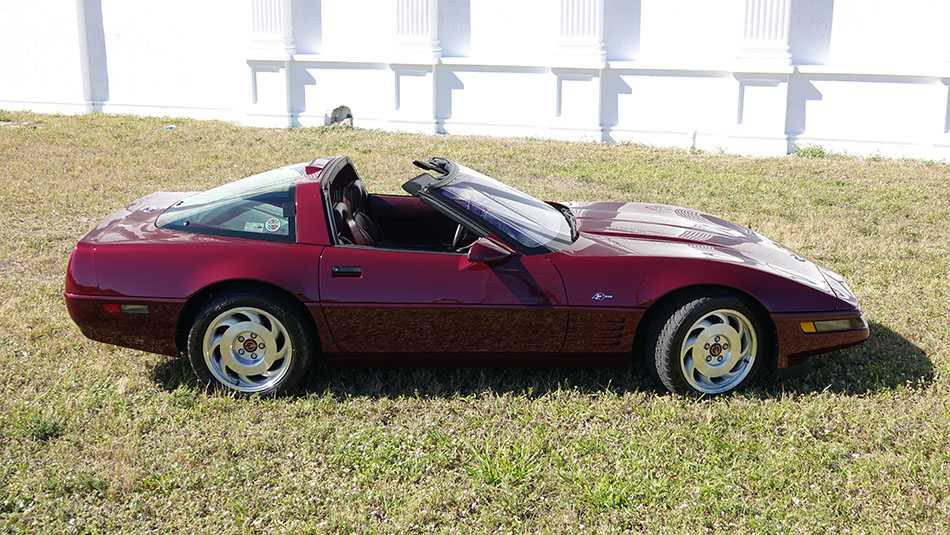 1993 Chevrolet Corvette ZR-1