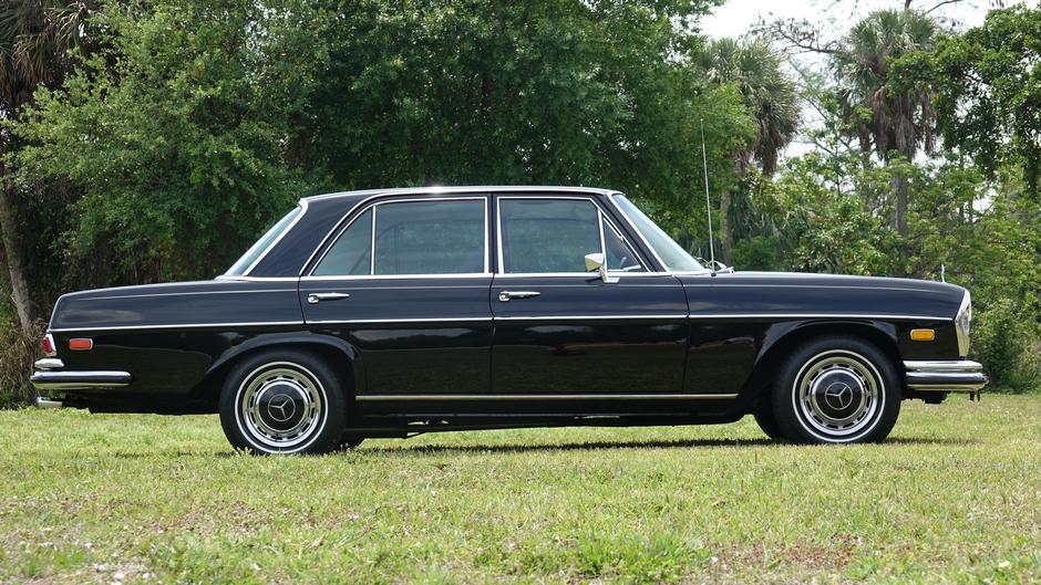 1970 Mercedes 280SE