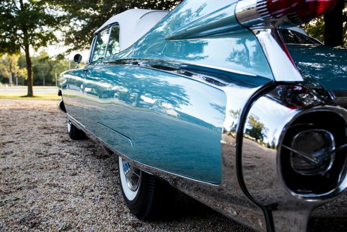cadillac eldorado convertible garage memories