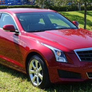 2013 Cadillac ATS 3.6L AWD