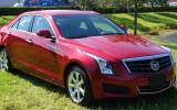 "2013 Cadillac ATS 3.6L AWD ""21,475 Miles"""