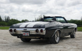 1971 Chevrolet Chevelle SS Convertible Custom 502 Fuel-injected RamJet