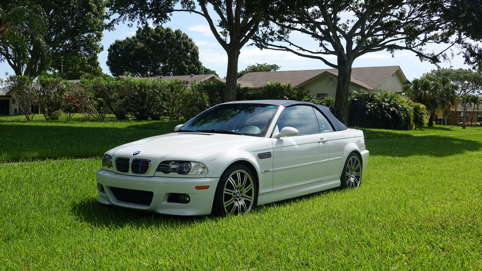 2006 BMW M3 Convertible Last Year of the E46
