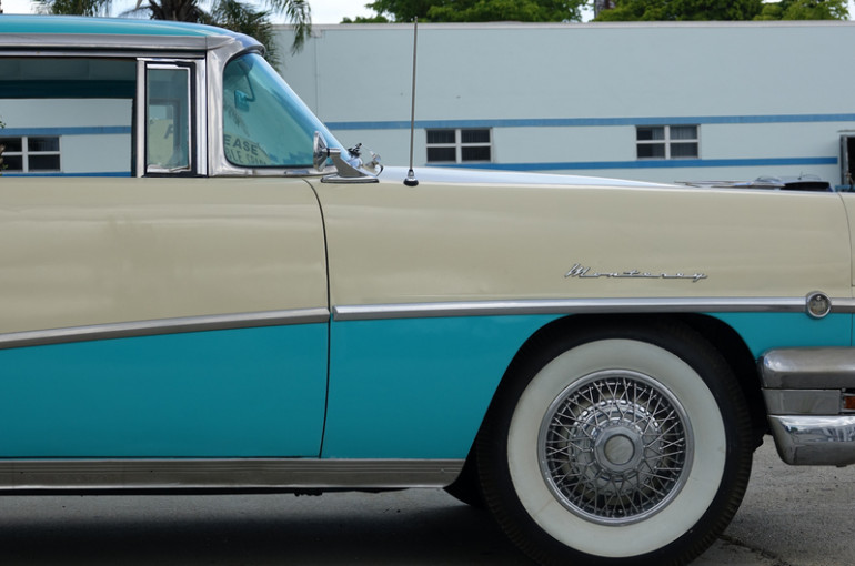 1956 Mercury Montclair For Sale