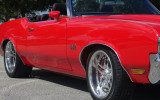 1970 Oldsmobile Cutlass 442 Convertible 502 Ram Jet For Sale