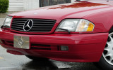 """1998 Mercedes Benz SL500 """"14,263 miles-Showroom new condition"""" For Sale"""