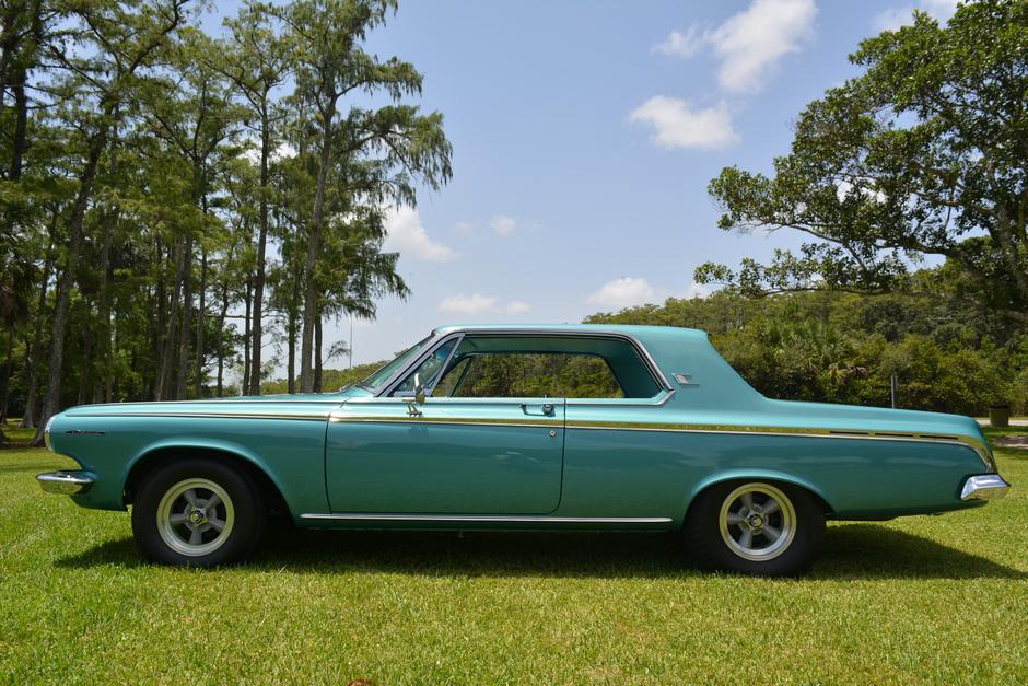 1963 Dodge Polara Max Wedge Ramcharger