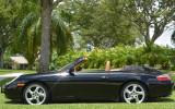 2001 Porsche 911 Carrera 4 Cabriolet 6-Speed