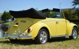 1965 VW Volkswagen Beetle Convertible
