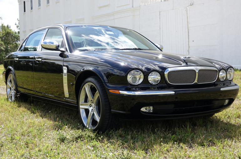 2006 Jaguar XJ Super Portfolio V8
