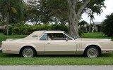 "1979 Lincoln Continental Mark V Cartier ""18,892 miles Showroom New"""