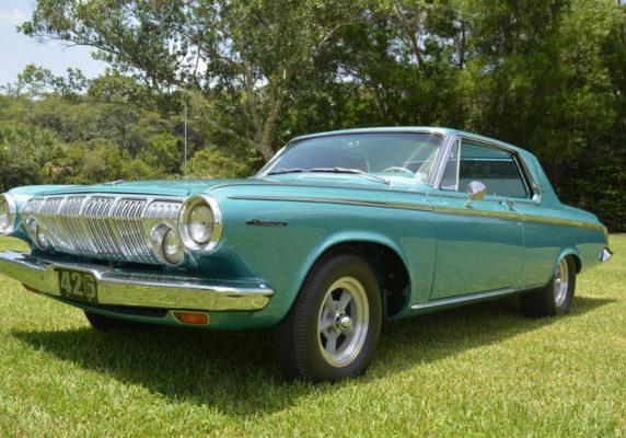 1963 Dodge Ramcharger