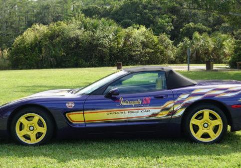 1998 Corvette Indy Pace Car